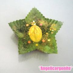星型大オルゴナイト黄色1