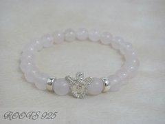Angel's gift(天使からの贈り物) ブレスレット ローズクォーツ