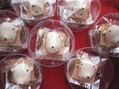 ラムラムとココアクッキーのセット(10個~)