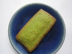抹茶フィナンシェ*季節のお菓子