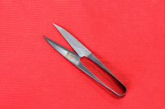 7-4握りハサミブロンズ長刃105mm
