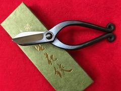 8-3お花ハサミ165mm白紙鋼