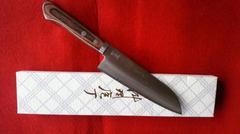 1-2 マホーガニ小型 (小型三徳包丁 140mm)