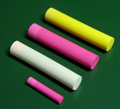 ダストレス太字チョーク(日本理化学)カラー