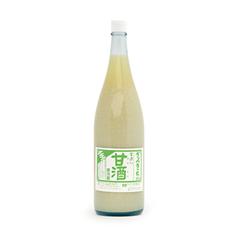 手造り甘酒 1.8リットル(一升瓶)