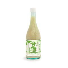 手造り甘酒 720ml(四合瓶)