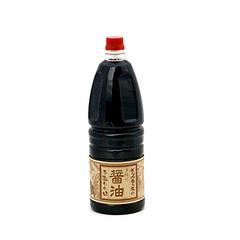 手搾り醤油 1.8リットル