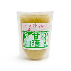 さんきちの手造り甘酒 180ml(冷凍パック)