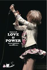 1stワンマン記念ポストカード(LOVE&POWER B)