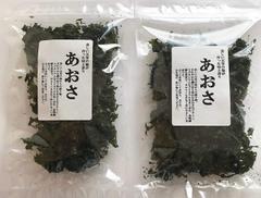 あおさのり 熊本県天草産 平成30年度産 50g(25g×2) 海藻 乾燥海苔