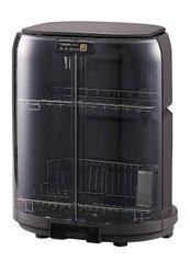 象印 食器乾燥機 縦型 コンパクト グレー EY-GB50AM-HA