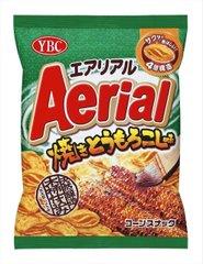 ヤマザキビスケット エアリアル 焼きとうもろこし味 70g×10袋
