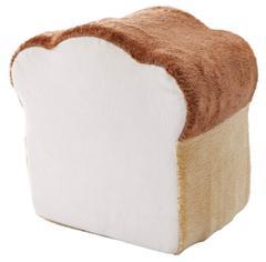 セルタン 低反発食パン形クッション 食パン4枚セット A339-359WH