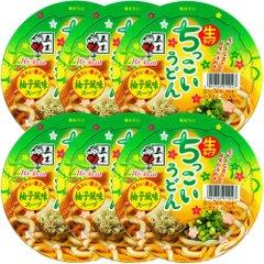 五木食品 ちっこいうどん柚子風味 109g×6食