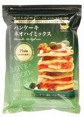パンケーキネオハイミックス砂糖不使用 400g×3袋