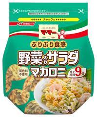 マ・マー 野菜入りサラダマカロニ 150g×8個