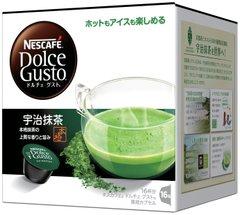 ネスカフェ ドルチェグスト 専用カプセル 宇治抹茶 16杯分×3箱