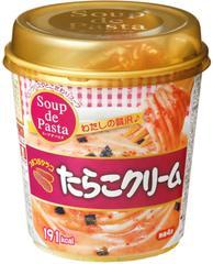 スープデパスタ たらこクリーム 51g×6個