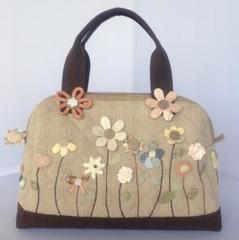 お花の2WAYバッグ