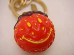 MICO-E Smile Berry キーリング