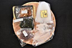 平戸天然アオリイカ刺身(期間限定11月~12月)