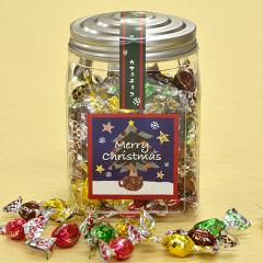 カフェチョコ(クリアポット)クリスマス