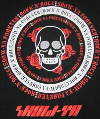 ラインストーン付スペシャルTシャツ