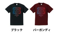 『メタメイカン〜METALLIC 鹿鳴館〜』オリジナルTシャツ Day1