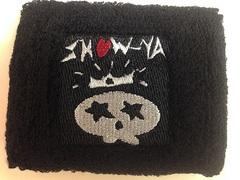 SHOW-YAリストバンド【CROWN】