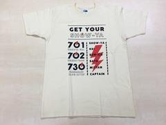 『GET YOUR SHOW-YA! 2017』オリジナルTシャツ 『大阪限定色』