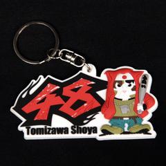 TomizawaShoya ORIGINAL 48CAT KEYHOLDER