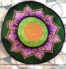 ネパール刺繍ワッペン大