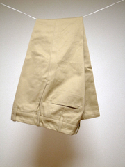tuki trousers old chino cloth
