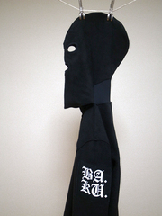 barrier kult - fleece jacket with balaclava