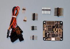 TINAX・NAZE32・フライトコントローラー