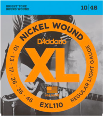 D'Addario EXL110 ×3セット