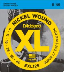 D'Addario EXL125 ×3セット