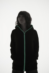 Spoon 黒×グリーン