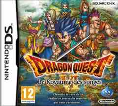 フランス語版「ドラゴンクエスト6」任天堂DS