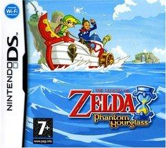フランス語版「ゼルダの伝説 夢幻の砂時計」任天堂DS