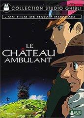 フランス語版「ハウルの動く城」Le Château ambulant
