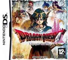中古 フランス語版「ドラゴンクエスト4」DS