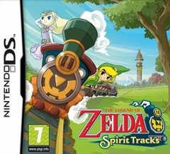 フランス語版「ゼルダの伝説 大地の汽笛」任天堂DS