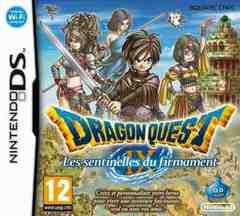 中古 フランス語版「ドラゴンクエスト9」DS