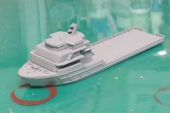《商船/客船》作業船「オーシャンタグボート04」1/700《予約》