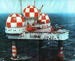 《商船/客船EX》海上レーダー基地「テキサスタワー」《予約》