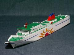 《商船/客船》SF02「さんふらわあしれとこ」