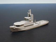 《商船/客船》65m型オーシャンタグボート タイプ1《予約》
