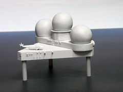 《商船/客船EX02》海上レーダー基地「テキサスタワー」《予約》