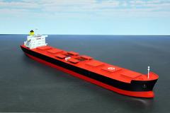 《商船/客船》パナマックス級鉱石運搬船